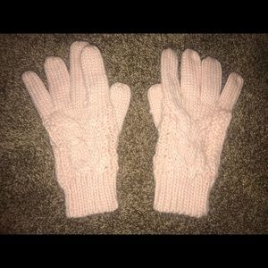 Light Pink Gloves